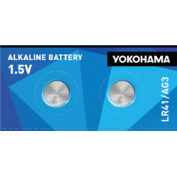 YOKOHAMA BATTERY ALKALINE...