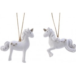 poly unicorn with hanger 2as